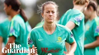 Matildas player Aivi Luik pledges to donate 1% of earnings to charity