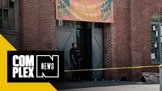 22 People Injured and 1 Dead in Shooting at New Jersey Art Festival