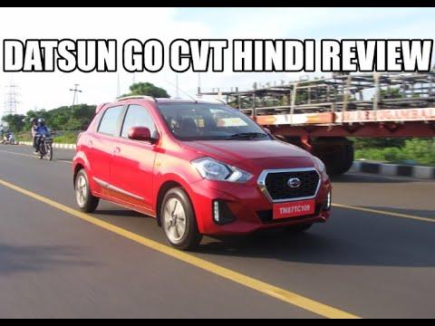 Datsun GO CVT Review | Hindi Review | Media Drive