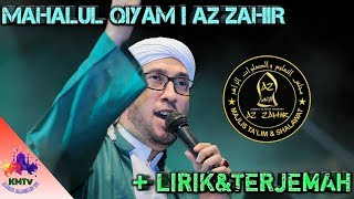 Download Mp3 Bikin Merinding! Mahalul Qiyam | Az-zahir  With:lirik&terjemah