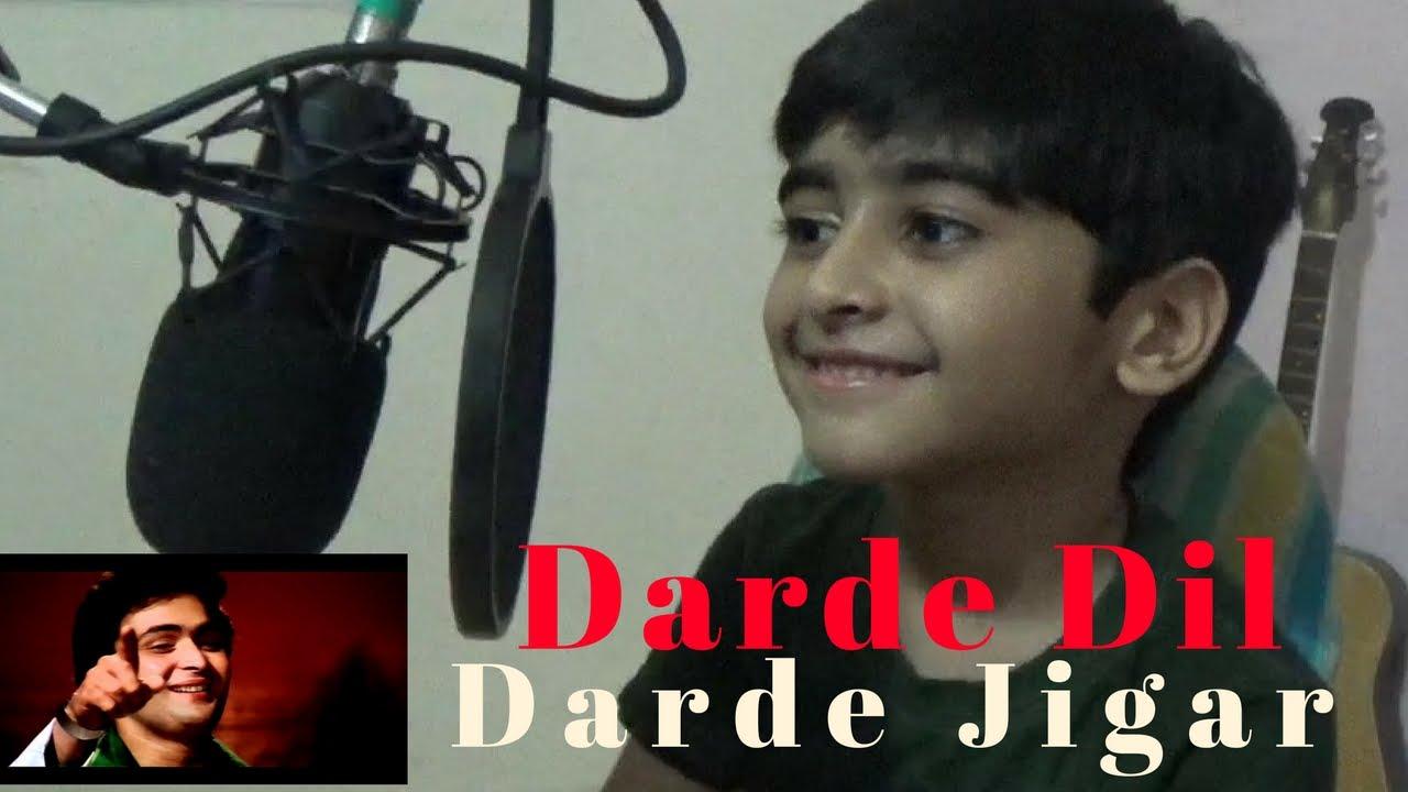 darde dil jigar with meet sharma moore