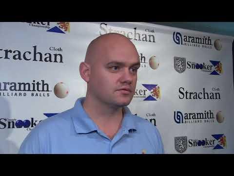 Scottish County Snooker Championships - Darren Gilbertson