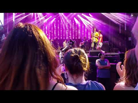 """Vulfpeck feat. Nate Smith - """"Daddy, He Got A Tesla"""" - Live at North Coast Music Festival 09/01/18"""