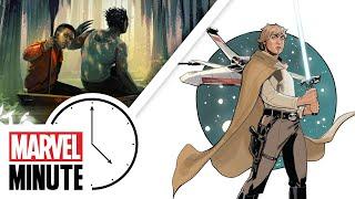 Luke Skywalker's new comic, Marvel's Jessica Jones returns, and more! | Marvel Minute