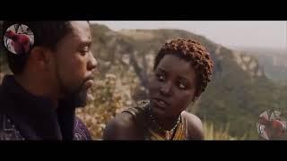 BLACK PANTHER Movie Clip Hyperloop Fight Scene + Trailer 2018 Superhero Movie HD