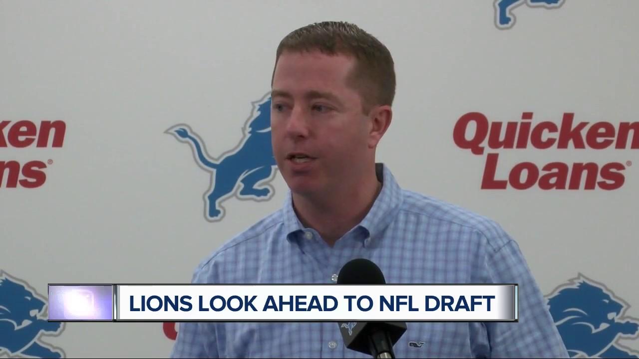 Detroit Lions NFL draft grades: What experts think of Jarrad Davis