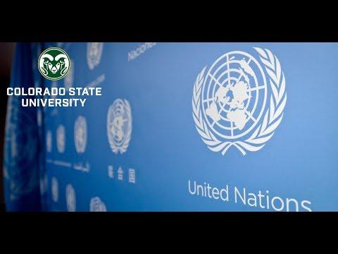 UN Climate Change Conference (CoP24) : CSU Students Travel to Poland