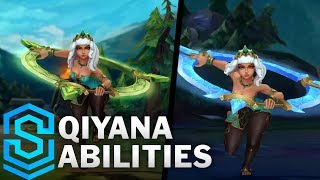 Qiyana Reveal - The Empress of the Elements | New Champion