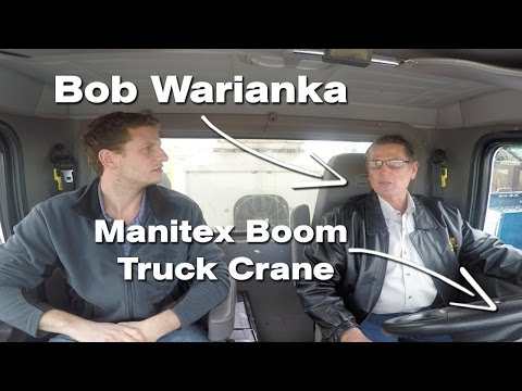 Becoming a Crane Operator with Bob Warianka - Crane Rental Podcast E3 - 4K