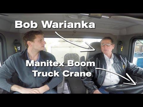 Becoming a Crane Operator with Bob Warianka - Crane Rental Podcast E3 - 4K