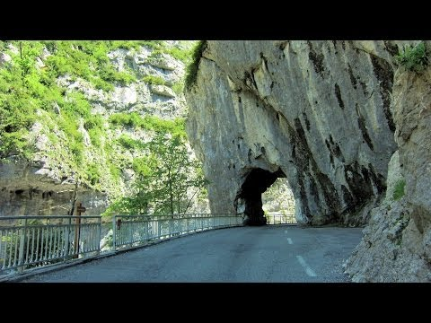 Driving in French Alps (Maritime Alps; Alpes-Maritimes), southern France [HD] (videoturysta.eu)