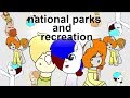 national parks and recreation | Original by KittyDog | Gift for Oskar and Sui#cide#Nо#ise