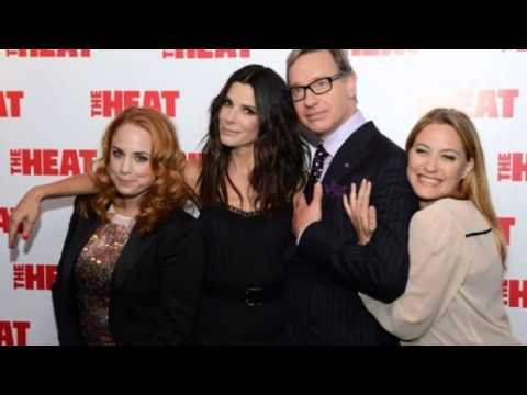 The Heat  Costars Jessica Chaffin & Jamie Denbo