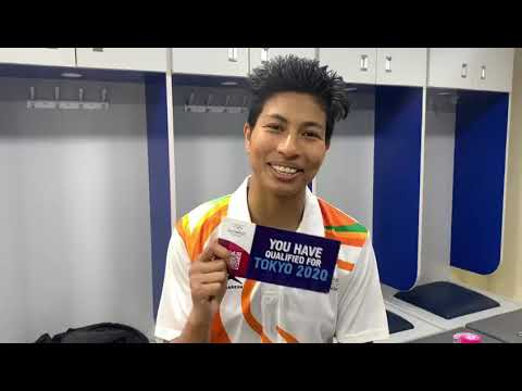 Boxer Lovlina Borgohain's video message after confirming Tokyo Olympics berth