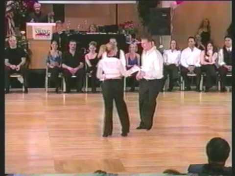 Kyle Redd &Tatiana Mollmann - Capital Swing Dancers