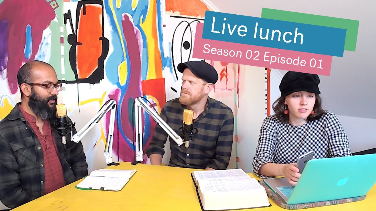 Judging | #Livelunch episode 20 Cover Image
