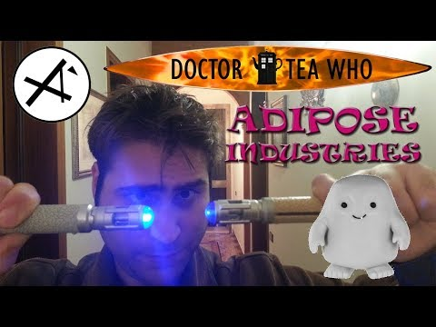 "Doctor Tea Who #45 - ""Adipose Industries"" / ""Partners in Crime"""