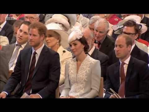 Queen Elizabeth at 90 Reflections read by Sir David written by Michael Bond