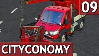 CityConomy #9 KONTROLLSTÖRUNG Stadt Service Simulator