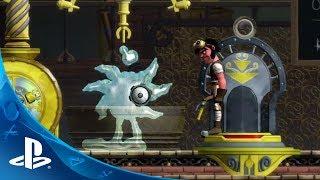 Vessel - PS3 Trailer
