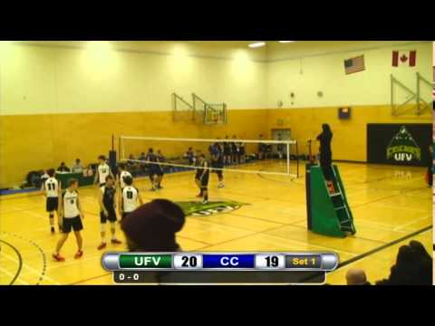 Camosun def UFV 3-0 November 28, 2014 Set 1