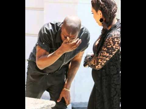 kim kardashian slaps kaneya west!!!!!!