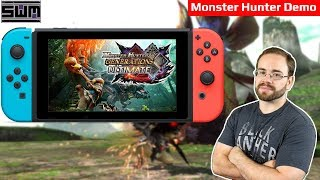Monster Hunter Generations Ultimate Demo - Thoughts And Impressions