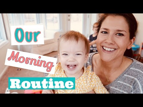 5 AM MORNING ROUTINE FOR MOM OF 4 KIDS | Fitness routine and prayer included! DITL - 2019