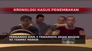 Kronologi Penembakan Fernando oleh Oknum Brimob