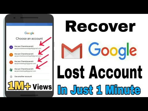 Gmail account hacked and recovery email and phone number is changed