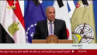 فاروق جويدة: رجال الجيش والشرطة قدموا أرواحهم من أجل مصر