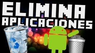 liberar espacio eliminando aplicaciones basura en android