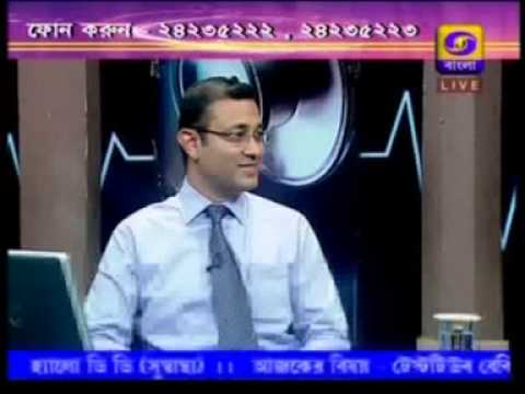 Test Tube Baby interview on DD Bangla with Dr Rajeev Agarwal