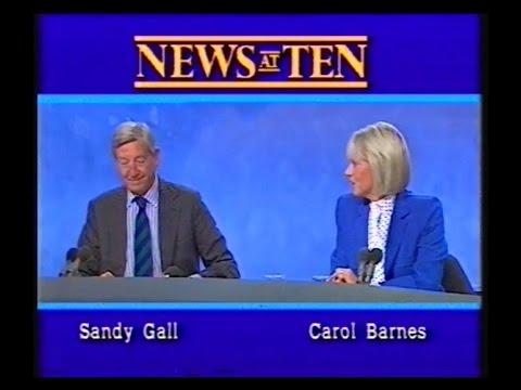 TVS - News At Ten - 1987