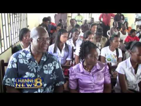 Channel 8 News - Wednesday, January 23, 2013