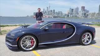 YTP Doug DeMuro Crashes a Bugatti Chiron
