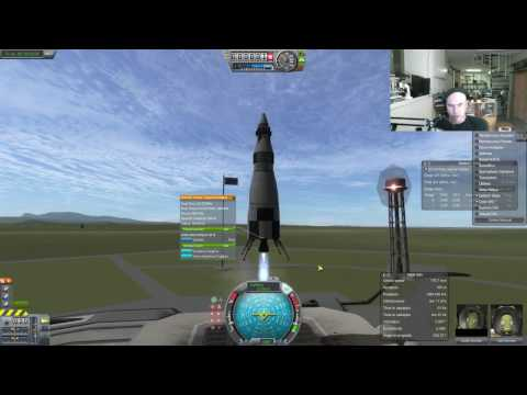 Rotary Rocket - Combining the Worst Parts of Rocket & Helicopter