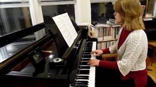 Capriccio in G by Scarlatti
