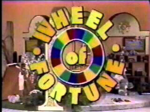 Wheel of Fortune Theme 1983-1989 (with Audience Chant)