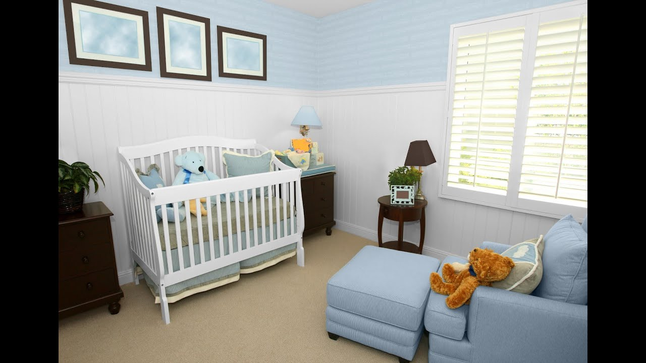cheap baby nursery ideas youtube