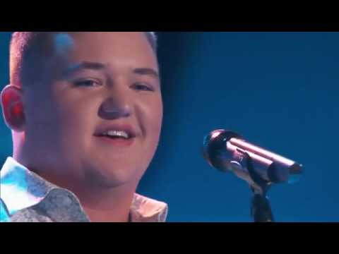 Jake Worthington - Don't Close Your Eyes - Full performance.
