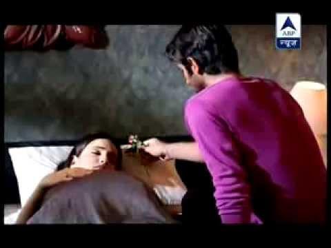 SBS- Arnav Khushi- Khushi Bday Segment and acts pregnant :P thumbnail