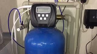 видео Монтаж системы скважинного оборудования