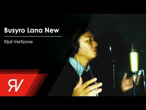 Rijal Vertizone - Busyro Lana New (Official Video Lirik)