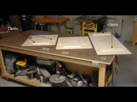 72 gallon bow front aquarium and cabinet project part 1 of 3.wmv - YouTube & 72 gallon bow front aquarium and cabinet project part 1 of 3.wmv ...