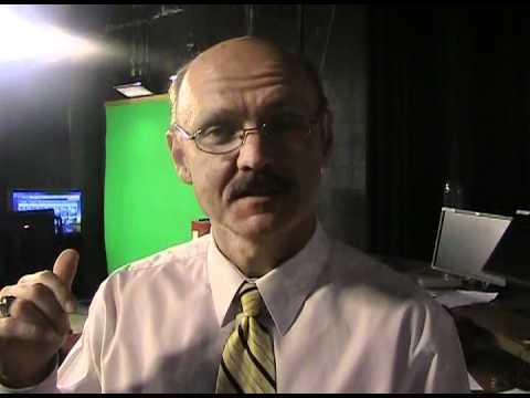 Career Day TV Meteorologist