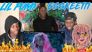 "Lil Pump - ""ESSKEETIT"" (Official Music Video) [V KINGS REACTION/REVIEW]"
