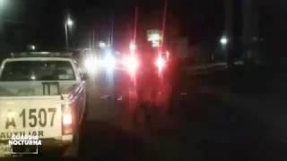Ciclista muere arrollado en Av. 8 de Julio #GuardiaNocturna