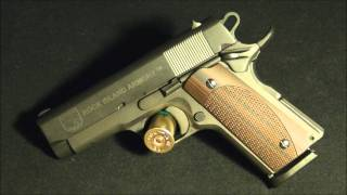 Rock Island Armory 1911:  Compact Officers Model