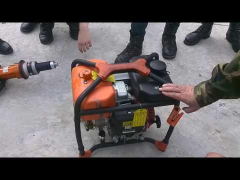 Гидравлический аварийно-спасательный инструмент Holmatro